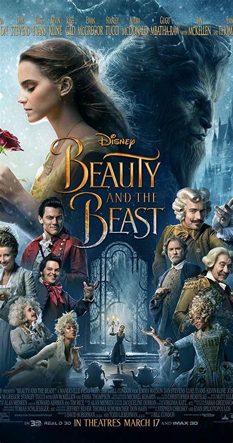 beauty and the beast cast beauty and the beast 2017 full cast crew imdb