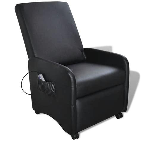 poltrona da massaggio poltrona da massaggio pieghevole reclinabile in pelle