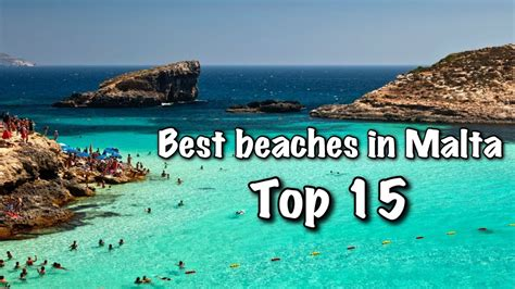 top 15 best beaches in malta 2019