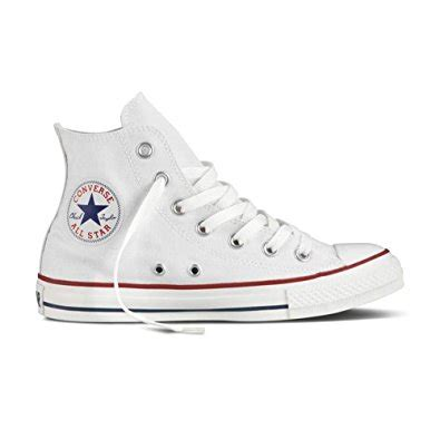 amazoncom converse chuck taylor all star high top converse high tops white www pixshark com images