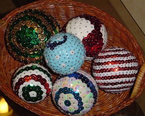 como hacer bolas de navidad para el arbol hacer manualmente las bolas 225 rbol navide 241 o