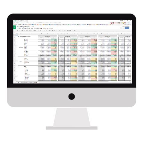Computer Spreadsheet by 6 Reasons You Should Start A And Possibly Dinosaurs