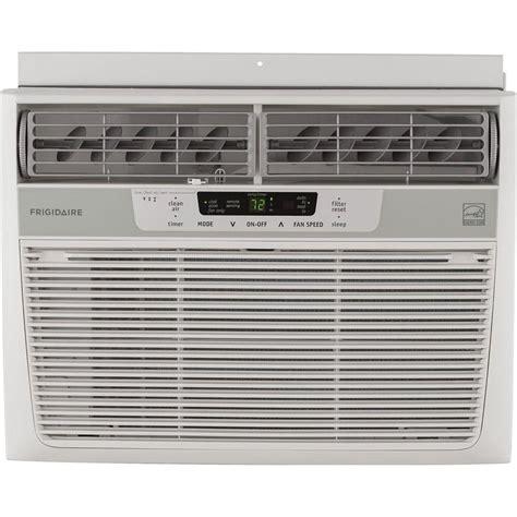 5000 btu window air conditioner energy efficient lg electronics 10 000 btu 115 volt window air conditioner