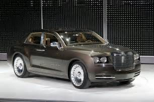 2006 Chrysler Imperial Chrysler Imperial Concept 2006 American
