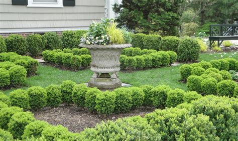formal garden formal gardens cording landscape design new jersey
