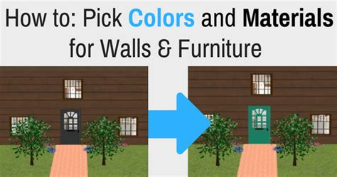 how to choose a home design software geekers magazine choose the color palette for your home with dreamplan home
