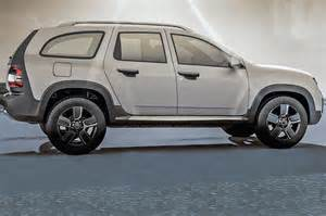 Renault Duster Seater Photos Renault Dacia Duster 2 2016 From Article New 7