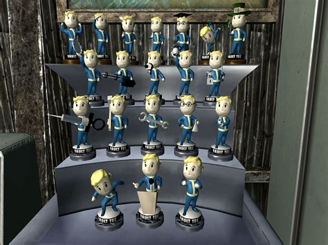 Vault Tec bobblehead Fallout Wiki Fandom powered by Wikia