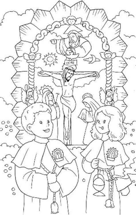 imagenes para colorear señor de los milagros compartiendo por amor dibujos se 241 or de los milagros