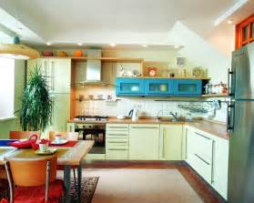 Kitchen Interior Decoration Modern Kitchen Interior Home Design