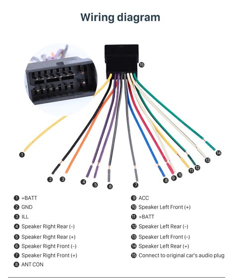 mitsubishi tv cable wiring diagrams repair wiring scheme