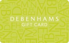 Debenham Gift Card - official debenhams gift card store