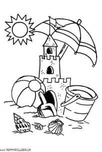 dibujos infantiles para colorear del verano imagenes de verano para colorear imagui