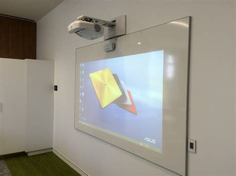 Projector Interactive Epson Eb 1430wi stonnington city council s new offices get the flagship