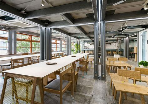 Shared Office Space by Stories On Design Coworking Spaces Yellowtrace
