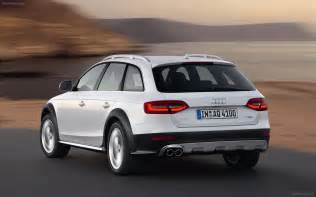 Audi A4 Allroad Quattro 2013 Widescreen Car Image
