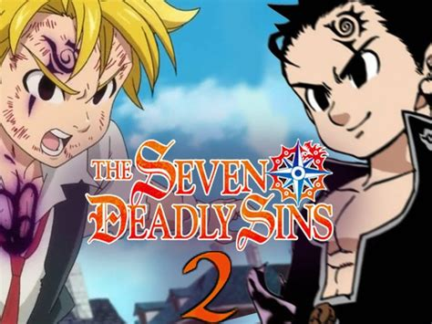 The Seven Deadly Sins Of Dating 2 by Seven Deadly Sins Season 2 Release Date 2018 Thetechotaku