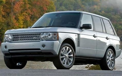 land rover range rover 2009 2009 land rover range rover information and photos