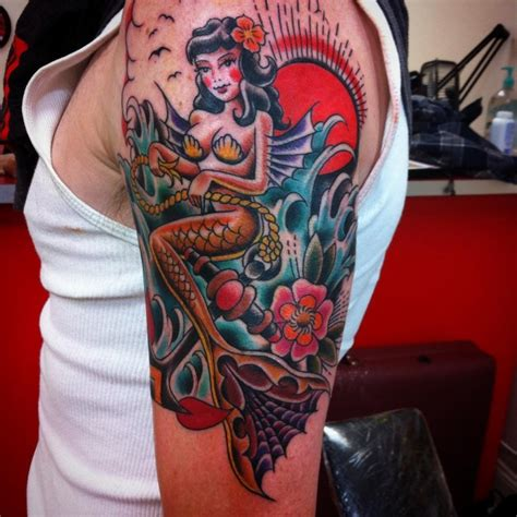 tattoo goo substitutes 90 best little mermaid tattoos designs meaning 2018