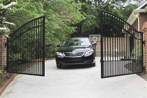 automatic swing gate systems automatic gate openers dallas ntx garage doors openers