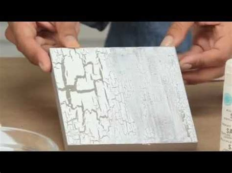 how to make acrylic paint crackle on canvas how to use martha stewart crackle effect paint
