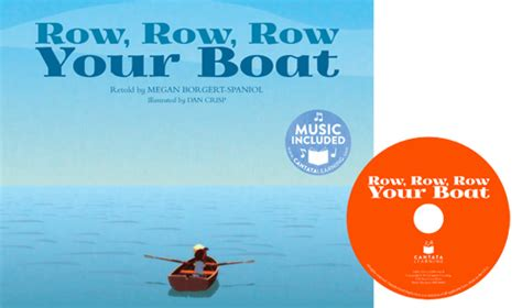 row row row your boat lyrics author row row row your boat cantata