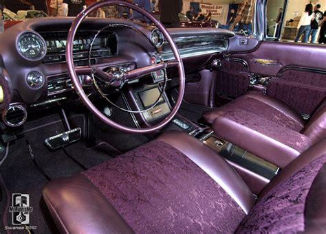 Small Cer Interior by 1959 Custom Cadillac Is Resto Custom Myrideisme