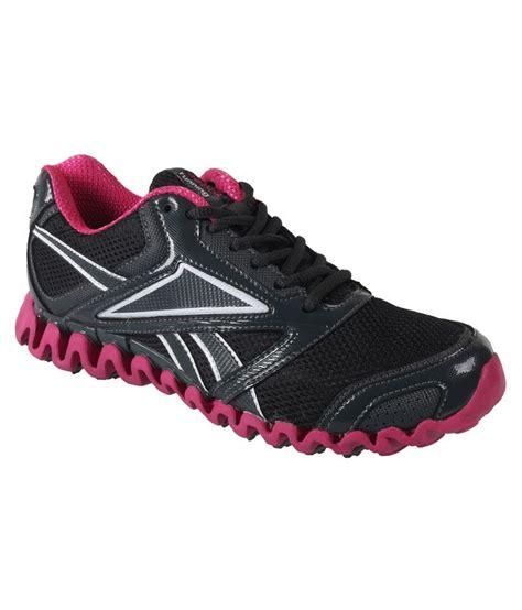 reebok black sports shoes price in india buy reebok black