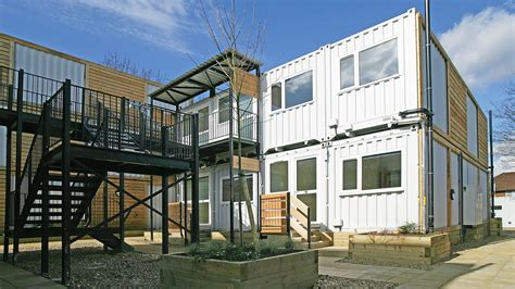 Housing Court Answers by Shipping Containers The Answer To S Housing Crisis