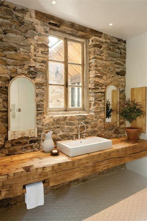 bad landhausstil ideen ausgefallene designideen f 252 r ein landhaus badezimmer