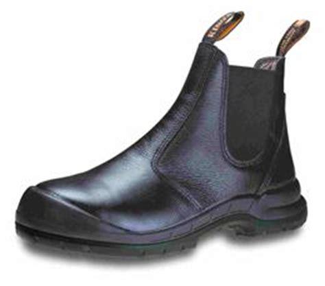 Sepatu Reyl Arpegio Brown Safety Boots Pull Up Leather Original 39 44 fimatt