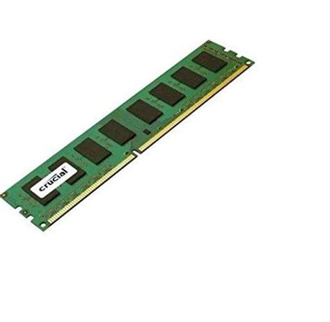 Crucial Ddr4 8gb Pc2400 Longdim Ram crucial ct8g4dfd8213 8gb ddr4 2133mhz dimm memory ebuyer