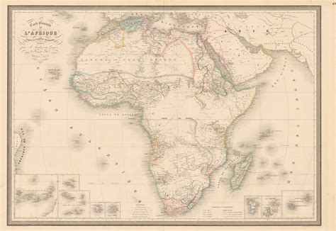 africa map history africa mapped how europe drew a continent news the