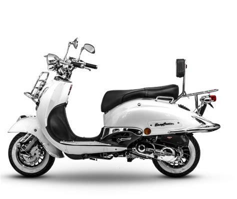 Www Motorroller 125ccm Gebraucht Kaufen by Motorroller 125ccm G 252 Nstige 125ccm Retro Roller