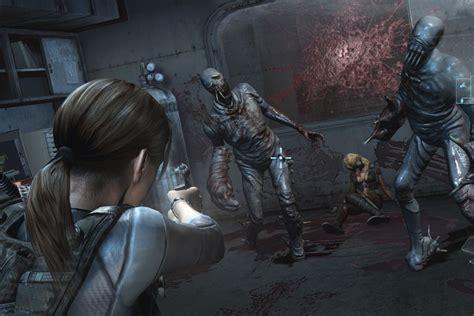 Kaset Ps4 Resident Evil Revelations resident evil revelations sur ps4 et xbox one se montre s2pmag