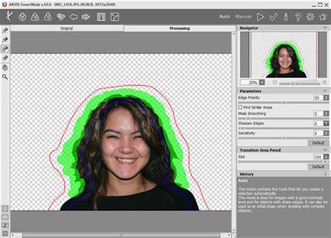 como puedo cortar una foto recortar una figura humana de una fotograf 237 a con akvis