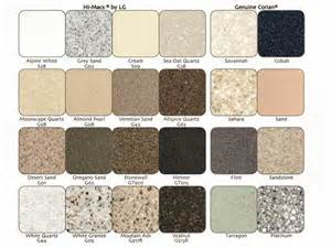 corian countertops colors corian colors sles images