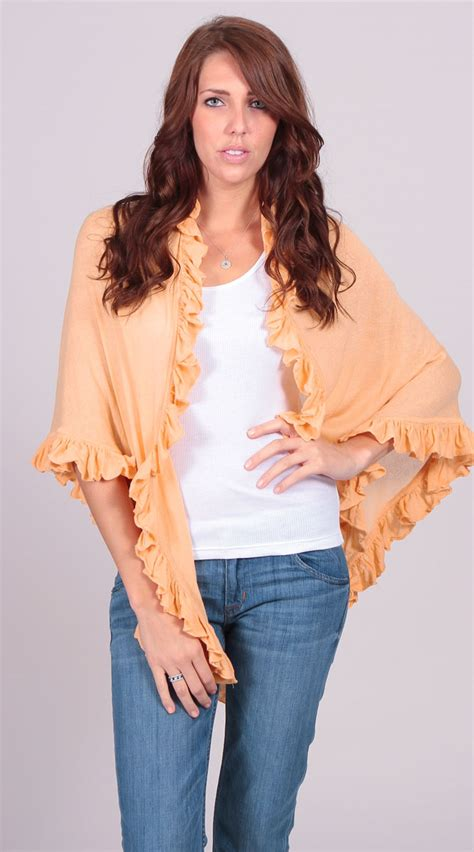 Style Watch Giveaways - giveaway minnie rose cashmere ruffle shawl from rapunzel s closet valued at 319