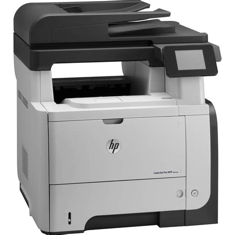 Printer Laser Hp All In One hp laserjet pro m521dn all in one printer a8p79a bgj b h photo