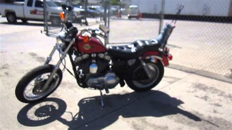 1200 evo motor evo harley 1200 sportster chopper sissy bar bobber