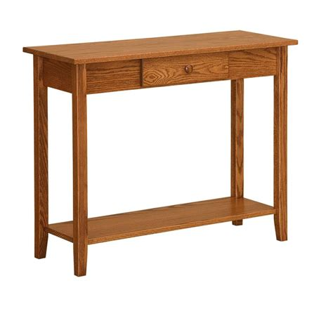 solid furniture amish shaker table