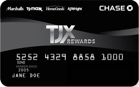 Can You Use Tjmaxx Gift Card At Marshalls - tjx rewards 174 credit card credit card insider