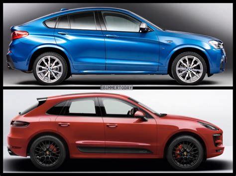 Porsche Macan Vergleich by Video Bmw X4 M40i Vs Porsche Macan Gts 0 124 Mph
