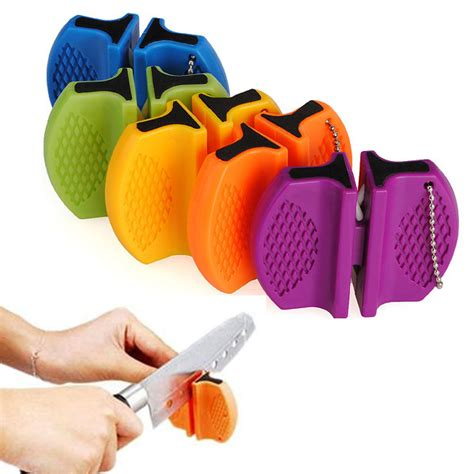 mini knife sharpener mini ceramic blade knife sharpener c pocket kitchen