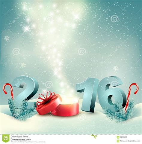 new year template 2016 happy new year 2016 new year design template stock photo