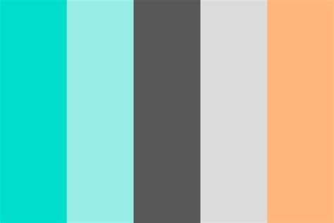 2016 best color palettes gppr spring 2016 teal complimentary color palette