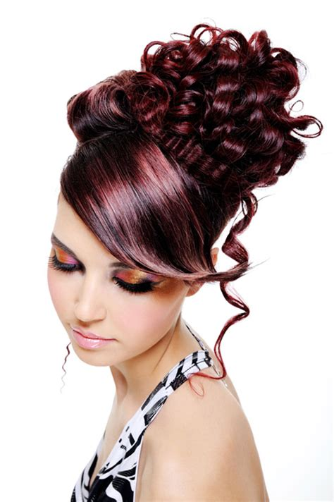 Fancy Hairstyles by Fancy Prom Hairstyles Pictures Hair Motif
