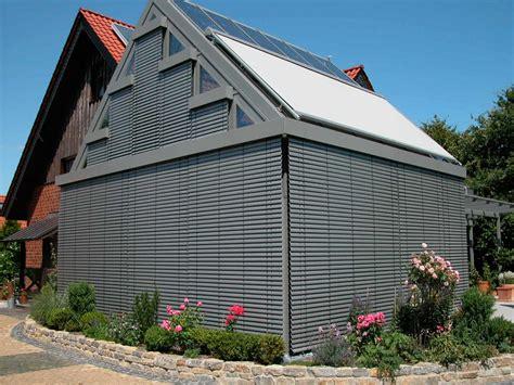 jalousien wintergarten winterg 228 rten mit photovoltaik im glas