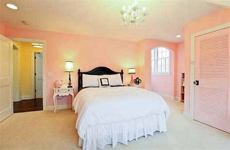 bedroom with pink walls house design news homedit com interior design