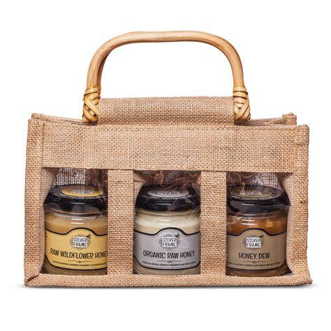 Honey Set by Honey Gift Set By Silver Frame Notonthehighstreet